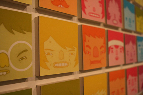 "Jasper Wong ""Pitiful Fools"" Exhibition Recap"