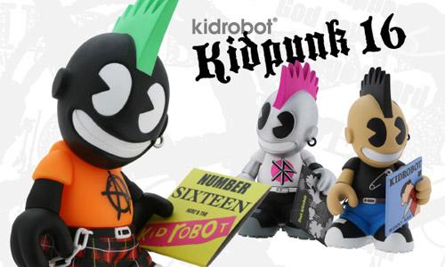 Kidrobot 16: KidPunk