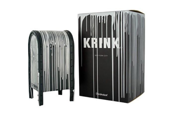 Krink x Kidrobot Mailbox