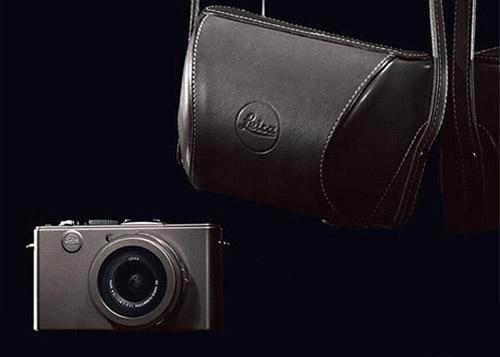"Leica D-Lux 4 ""Titan"" Limited Edition Camera"