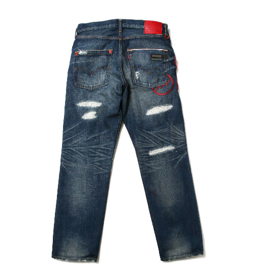 Levi's Fenom 505/207 Crush Customize Denim