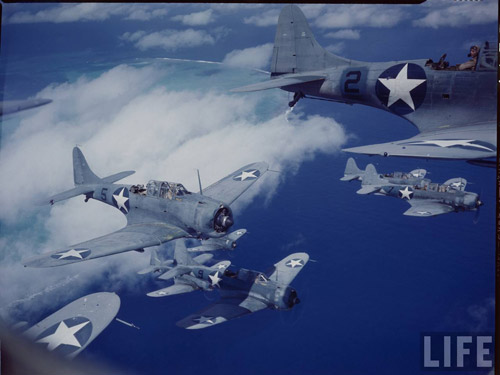 LIFE Archive | The Pacific Theater in Color