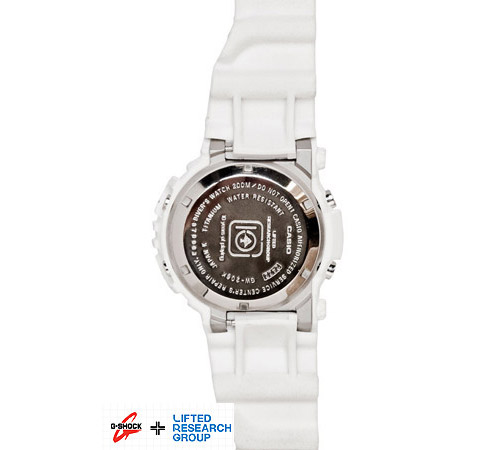 "LRG x G-Shock 10th Anniversary ""Time is Money"" Frogman"
