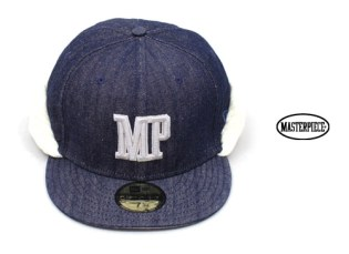Masterpiece x New Era 59FIFTY Flip-Down Fitted Cap