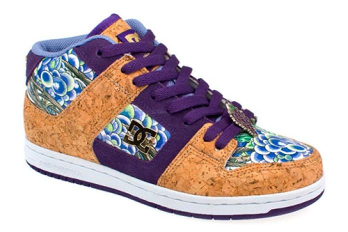 Miami Ink x DC Shoes Womens Manteca