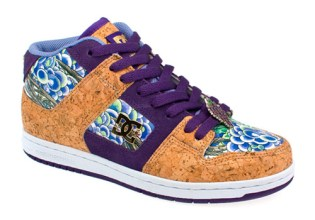 Miami Ink x DC Shoes Womens Manteca