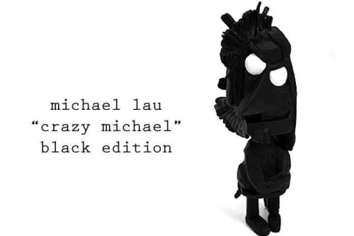 """Michael Lau """"Crazy Michael"""" Black Version Vinyl"""
