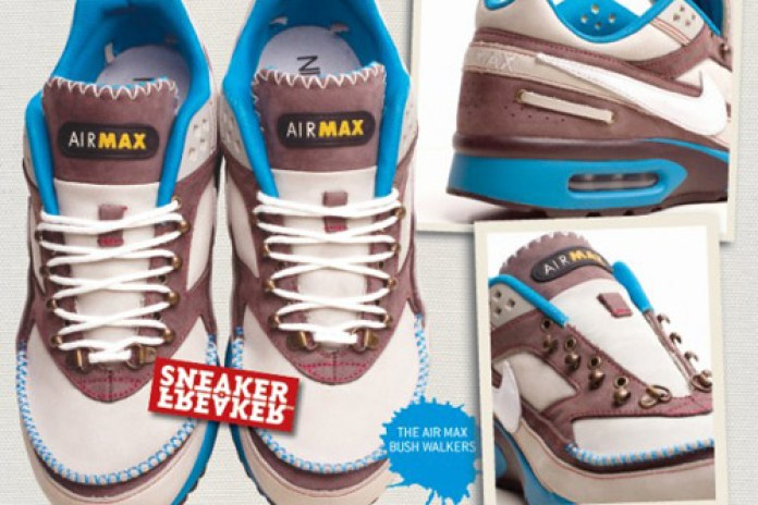 Nash Custom Nike Air Max BW