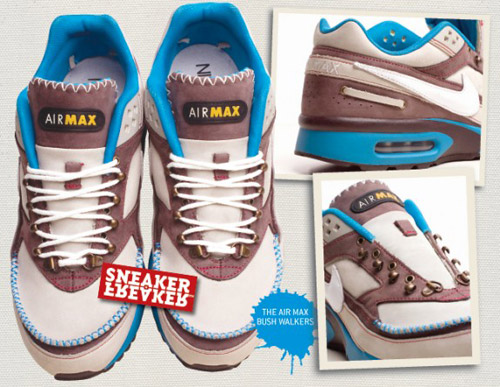 Nash Custom Nike Air Max BW