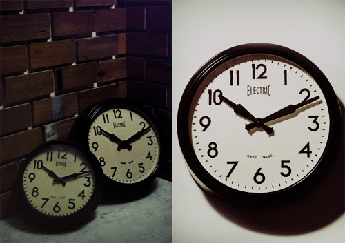 Newgate 1950s Wall Clocks