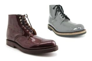Nexus VII x artyz x George Cox Boots