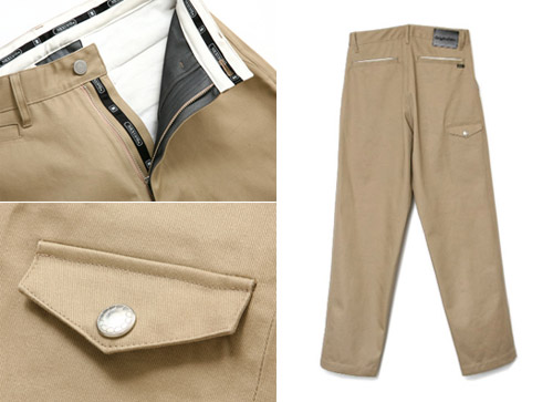 Nexus VII x OriginalFake Chino Pants