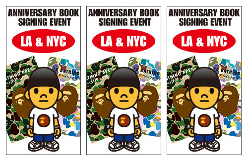 NIGO | Los Angeles & New York Signing Event