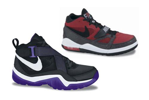 Nike Alphalution & Sharkalaid Preview
