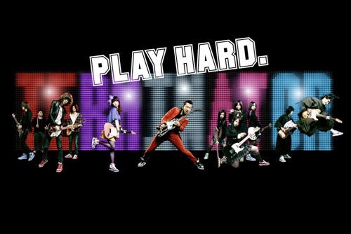 "Nike Japan ""Play Hard"" Campaign"