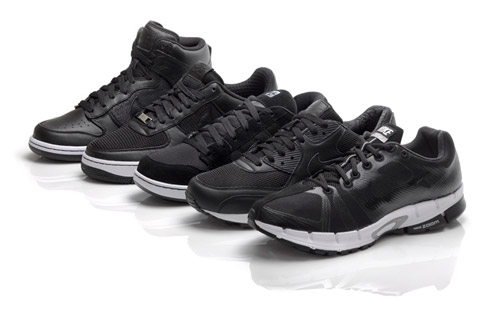 Nike Sportswear Black Out Pack