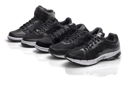 Nike Sportswear Black Out Pack