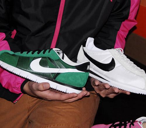 Nike Sportswear 2009 Spring Preview