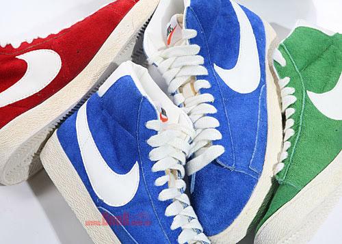 Nike Vintage Blazer Hi Suede