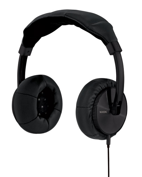 Nixon 2008 Winter Headphones Collection