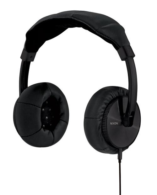 Nixon 2008 Winter Headphones Collection