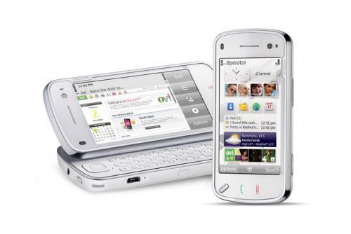 Nokia N97 Mobile Computer Phone