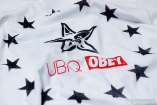 "UBIQ x Obey ""Let Freedom Ring"" T-shirt"