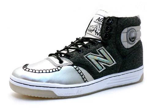 Optimystik x mita sneakers x New Balance A03 Pack
