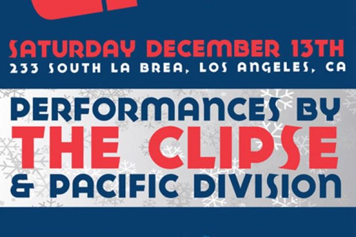 Union LA x The Clipse x HYPEBEAST: Pepsi Proper Los Angeles 12-13-08