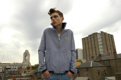 Peter Jensen x Fred Perry 2009 Spring/Summer Collection