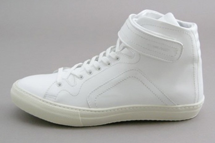 Pierre Hardy 2009 Spring/Summer Leather High Top