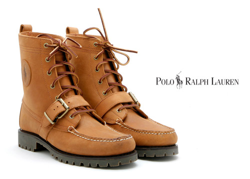 """Polo Ralph Lauren """"Ranger"""" Boots"""