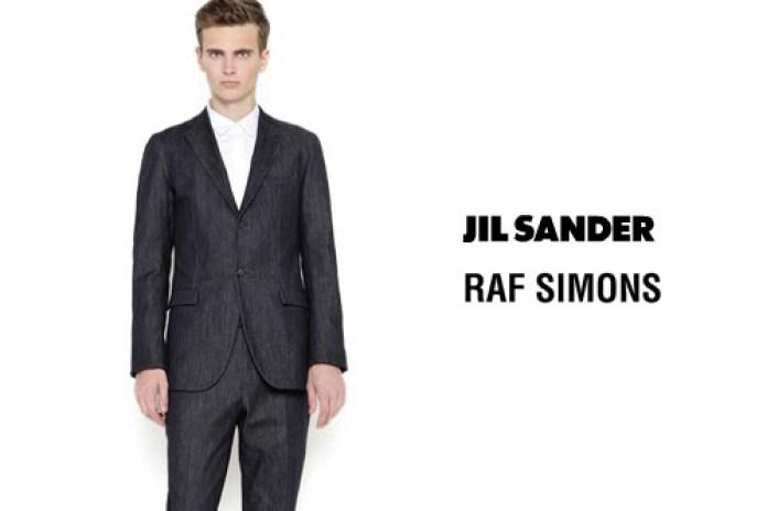 Raf Simons for Jil Sander Denim Collection