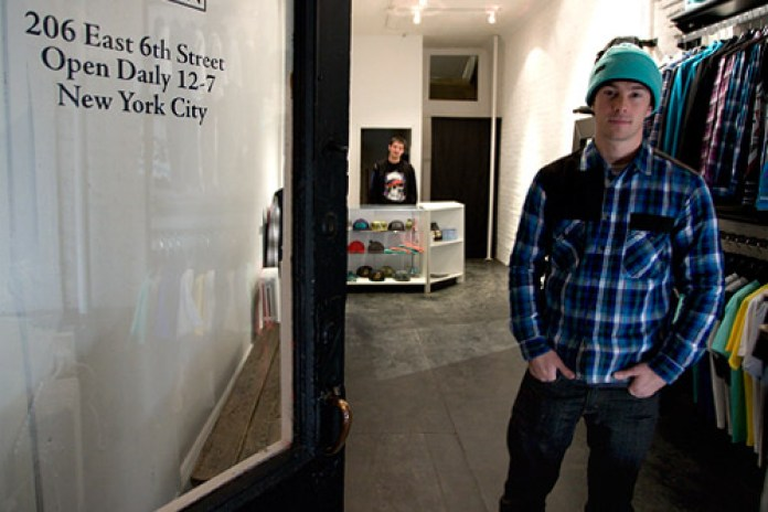Reason Clothing Flagship Store Opening
