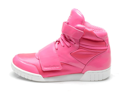 Reebok 2009 Spring Ex-O-Fit Hi SG Strap Preview