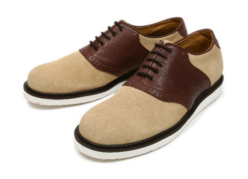 Resonate x Cause Saddle Shoes