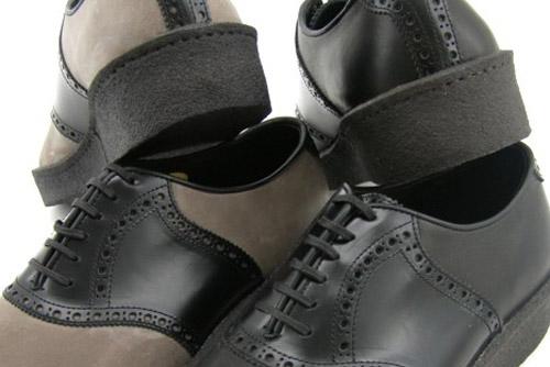 RHYTHM Footwear Saddle Shoes