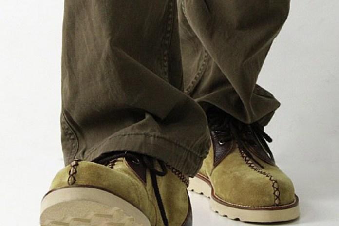 "ShapeL 5th Anniversary ""Strib"" Boots"