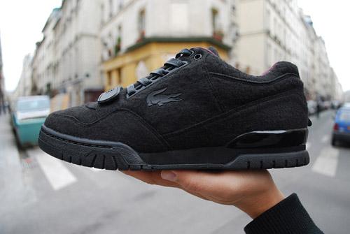 """Shoes-Up x Lacoste Missouri """"Basque Beret"""" Release"""