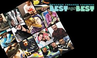 Sneaker Freaker Best of the Best 2008