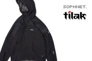 SOPH. 10th Anniversary - tilak x Sophnet. Attack Jacket