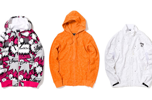 Stussy 2008 Winter New Arrivals