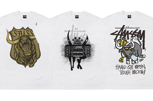 Stussy 2009 New Year Series