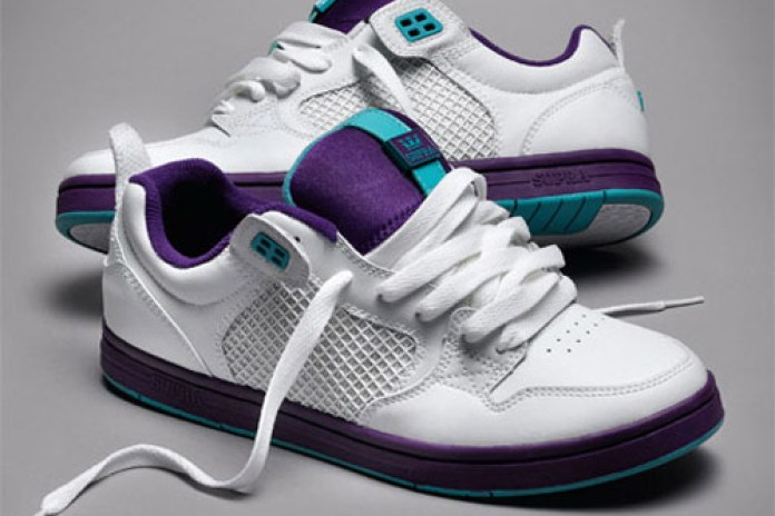 "Supra Cruizer Low ""Grape"" Colorway"