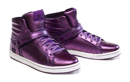 Supra Suprano High Metallic Purple