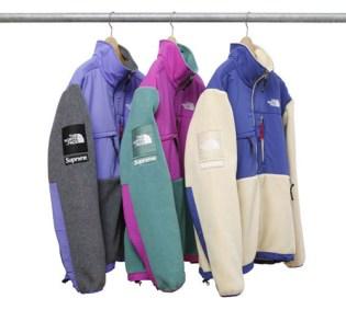 Supreme x The North Face Denali Jacket