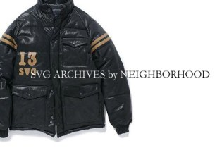 SVG Archives by Neighborhood - Brock 13 Jacket