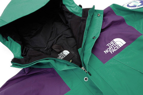 The North Face 40th Anniversary Trans Antarctic Collection