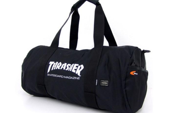 Thrasher x Gallery1950 x Porter Boston Bag