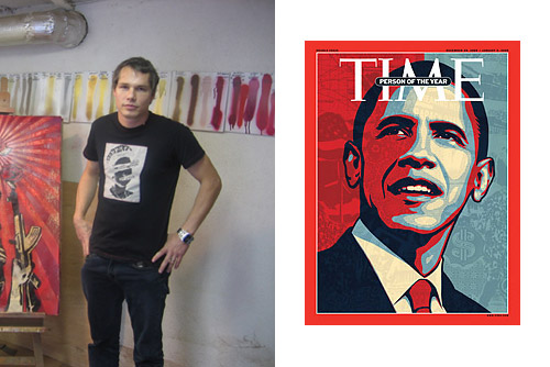 """Time Magazine 2008 """"Person of the Year"""" Barack Obama"""